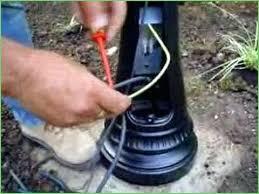 post light photocell lighting photocell sensor lamp post light up post