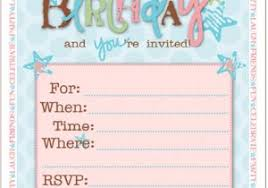 Invitations For Teenage Girl Birthday Party 18 Teenage Birthday