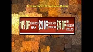 thornton co garage door call now 303 547 3267