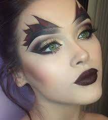 hauntingly gorgeous makeup ideas she devil