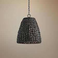 tropical pendant lighting. Palisades 13 1/4\ Tropical Pendant Lighting
