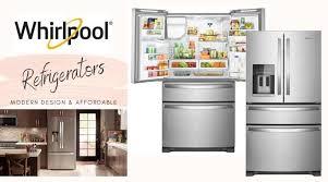 whirlpool refrigerator 2021 review