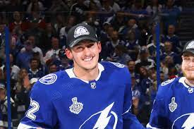 Tampa Bay Lightning re-sign Cal Foote ...