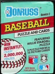 Only cards with the rc tag in the beckett database are included. Amazon Com 1991 Donruss Baseball Card Series 2 Baseball Card Unopened Pack 15 Cards Per Pack Toys Games
