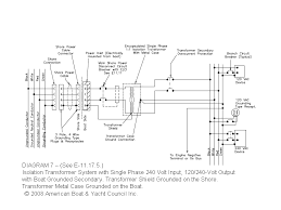 wiring diagram marine isolation transformer wiring diagram 24 volt trolling motor wiring at 24 Volt Marine Wiring Diagrams