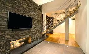 stone veneer interior walls home ideas stone wall panels