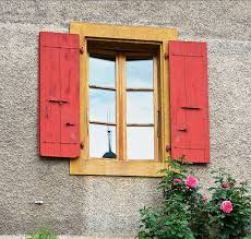 exterior shutters for windows pictures. french inspired house design: exterior shutters for windows pictures