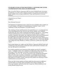 Cover letter for promotion to associate professor Compact Lighting