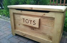 wood toy chest wooden box with handmade pine material also ottoman bench functionality canada