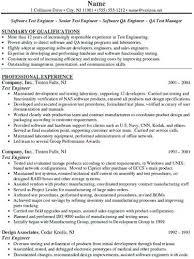 Test Engineer Resume Sample Top 8 Software Test Engineer Resume