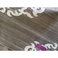 madeline weinrib platinum mandala rug 9 12 chairish madeline weinrib cotton rugs