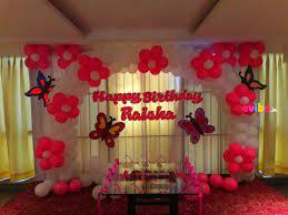 birthday balloon decorations birthday