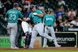 Mariners do what they've been doing for ...