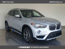 2018 New BMW X1 sDrive28i Sports Activity Vehicle at BMW of San ...