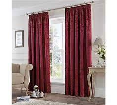 fusion eastbourne lined curtains 229x229cm burdy at argos co uk