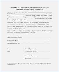 Noc Letter Request Format 8 Images Bj Designs