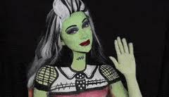 frankie stein monster high colab c laura ale jackie monster high