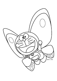Doraemon coloring pages free printable. Doraemon Coloring Pages Best Coloring Pages For Kids