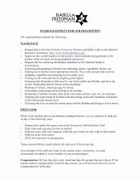 Restaurant Manager Cover Letter Awesome Resume Doc Template Luxury ...