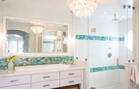 bathroom accent furniture. Bathroom Floor Medium Size Glass Tile Accent Ideas Contemporary With Blue Part 2 Popular Furniture .