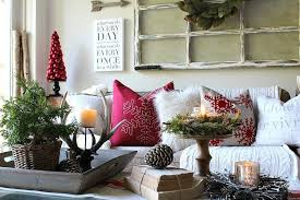 to decorate the living room for christmas