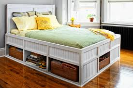 Twin Platform Bed Frame With Drawers Ideal Platform Bed Frame With ...