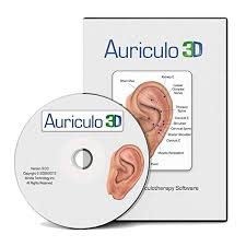 Acupuncture Auricular Points Chart Amazon Com Auriculo 3d Auriculotherapy Software For Ear