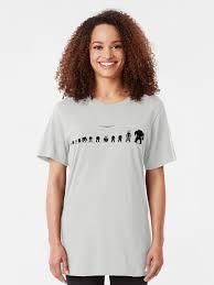 Warhammer 40k Size Chart Slim Fit T Shirt