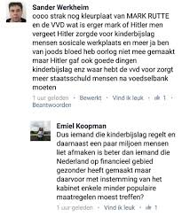 Rob Trippy On Twitter Nee Emiel Kinderbijslag En Hitler