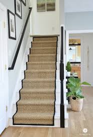 staircase makeover with runner check out these 10 staircase makeover ideas
