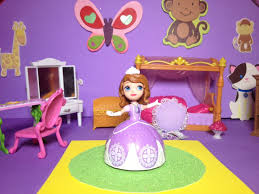 Sofia The First Bedroom Sofia The First Disney Design And How To Make Sofia Bedroom