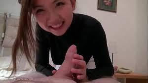 Asian Teen Sloppy Blowjob