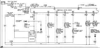 mazda b2200 ignition wiring diagram wire center \u2022 87 Mazda B2000 Emissions Removal at 1986 Mazda B2000 Ignition Wiring Diagram