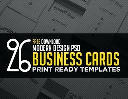 Photo Id Template Free Download Name Card Design Template Free Business Card Design Birthday