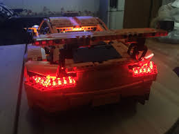 lego lighting. aliexpresscom buy led light kit only included for lego 42056 and compatible with lepin 20001 technic 911 not includ car bricks set from lighting