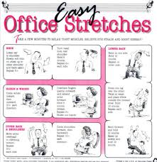 12 best office workout images on office workouts work regarding office stretches to do at your desk