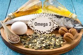 Omega - 3, fetts uren in fettem Fisch