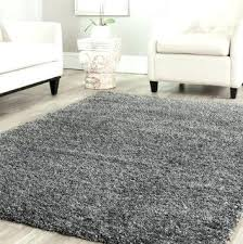 plush grey area rug this grey area rug brings style and comfort to dark gray plush area rug