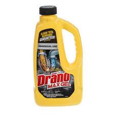 Drano Bathroom Sink Drano 42 Oz Drain Max Gel Clog Remover 22118 The Home Depot