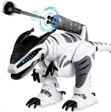 <b>Радиоуправляемый интерактивный динозавр</b> K9 (стреляет ...