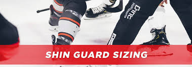 Hockey Shin Guard Sizing Chart And Guide How To Measure