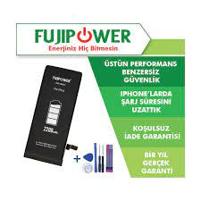Fujipower Apple iPhone 6 Batarya Pil 2200 mAh Fiyatı