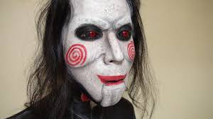billy the puppet makeup 2 by kisamake