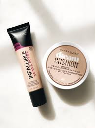 makeupalley makeup ideas loreal total cover infallible foundation review and swatches