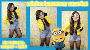 diy minion costume deable you