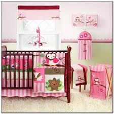 heavenly images of baby nursery room decoration with baby crib bedding set fancy picture of
