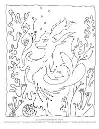 Small Picture Animal Under the Sea Coloring Pages 24838 Bestofcoloringcom