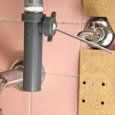 remove bathroom faucet. Step 2 Remove Bathroom Faucet 1
