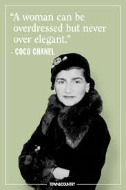 25 Coco Chanel Quotes Every Woman Should Live By Best Coco Chanel