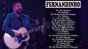 Fernandinho INÉDITO 2019 só AS MELHORES músicas gospel selecionadas de OURO  ATUALIZADA - YouTube